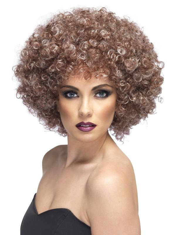 Afro Wig 42037 Fancy Dress Ball