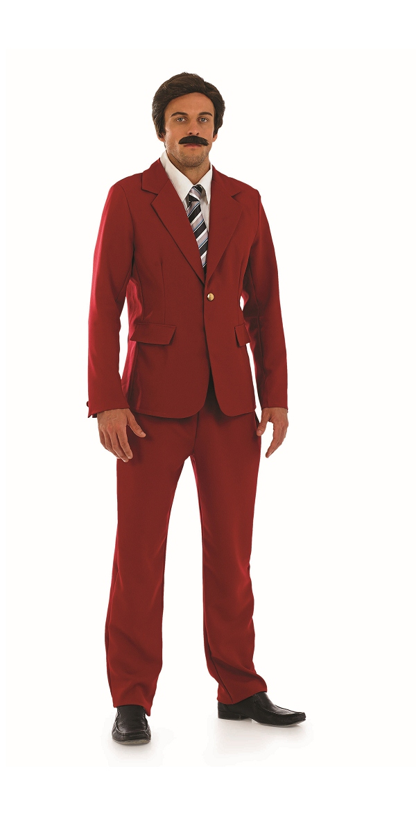 Buy discount Ron Burgundy Costume at dasreviews.ml: the shop expert!Bargain Prices · 95% customer satisfaction · More Than 5 Mio Products · Selection of DealersTypes: Sportswear - Swimwear, Dresses - Saree - Uniform, Workwear - Accessories.
