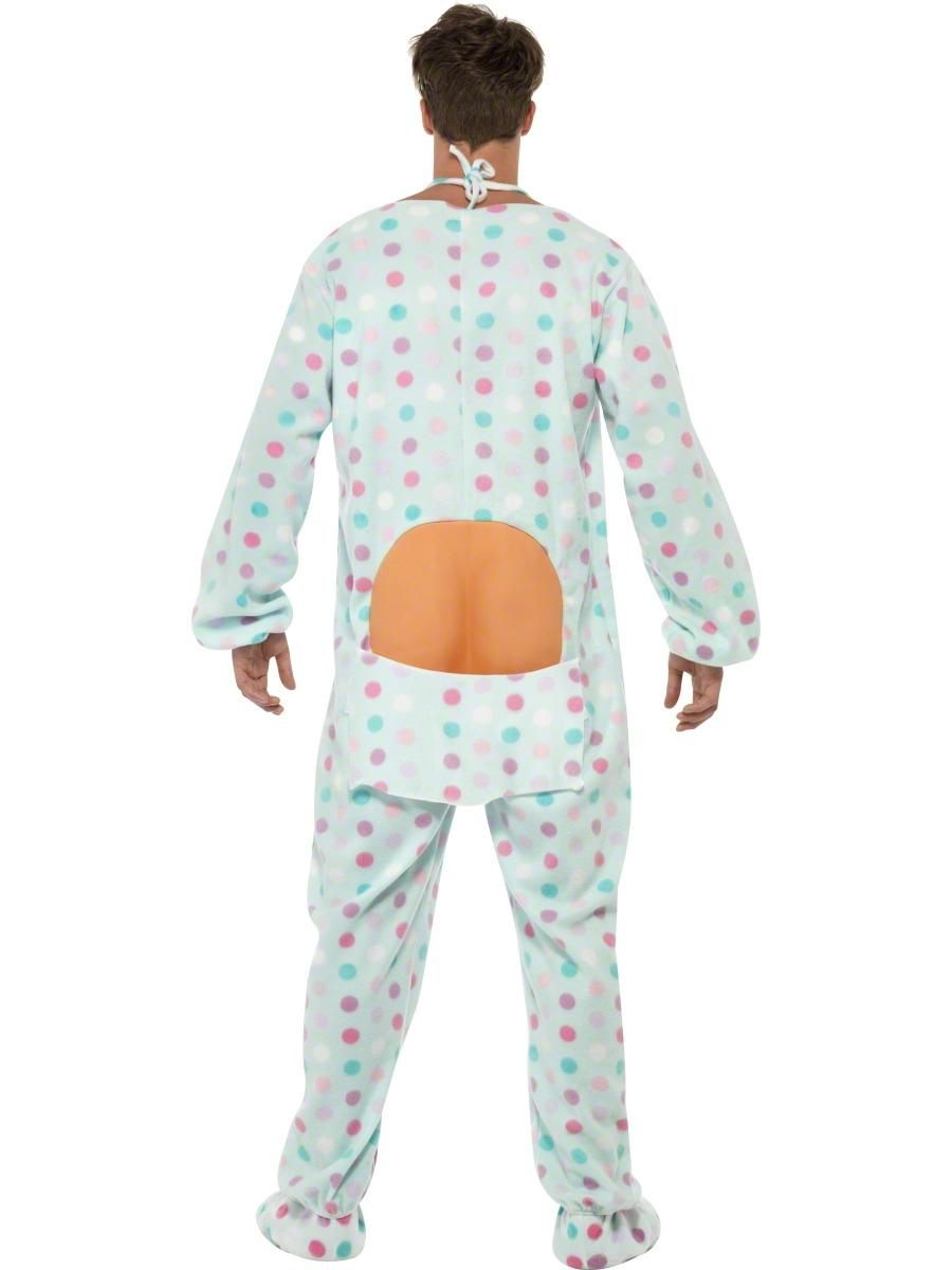 Adult Baby Costume 24801 Fancy Dress Ball