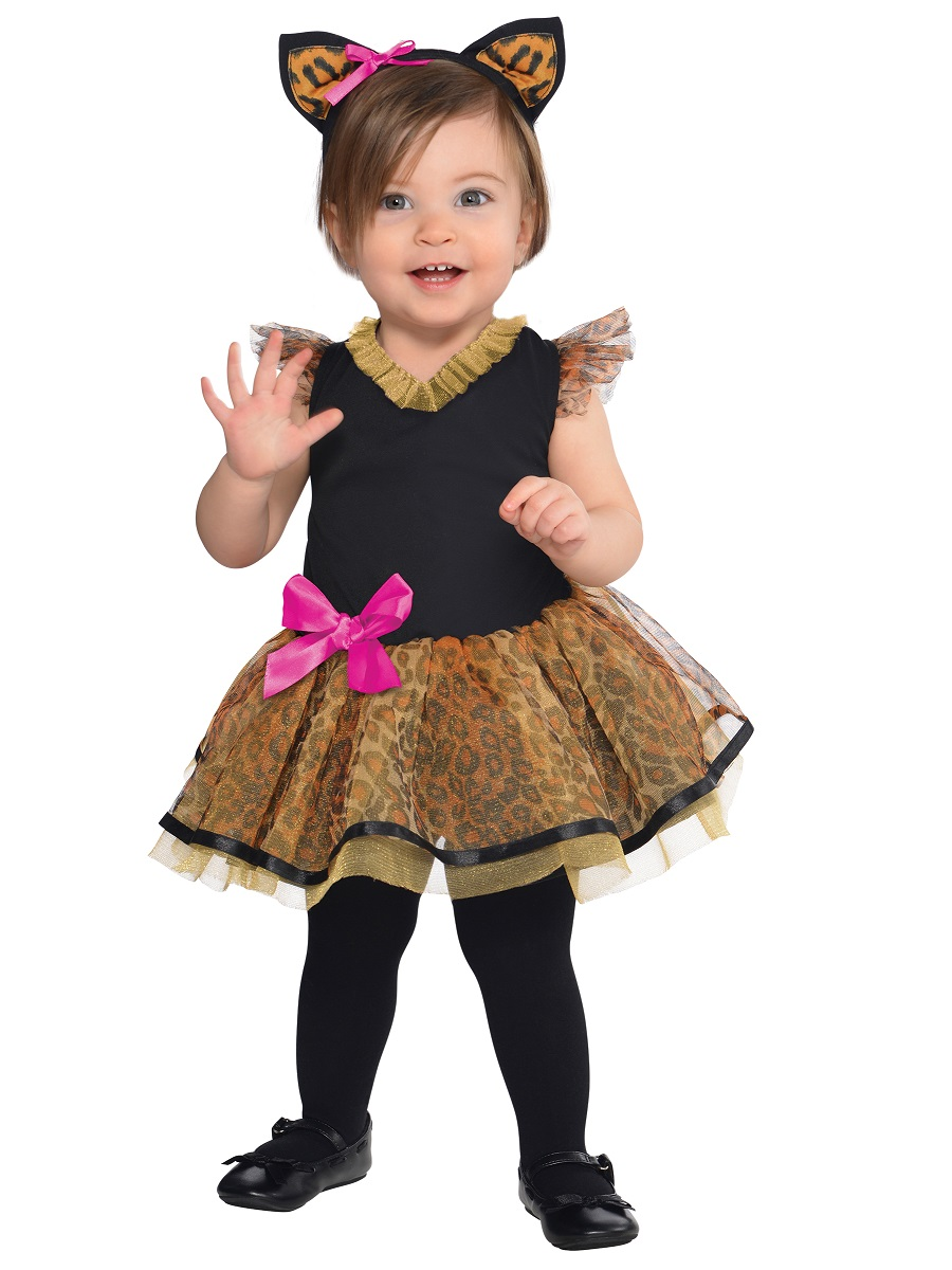 Baby Cutie Cat Costume Fancy Dress Ball
