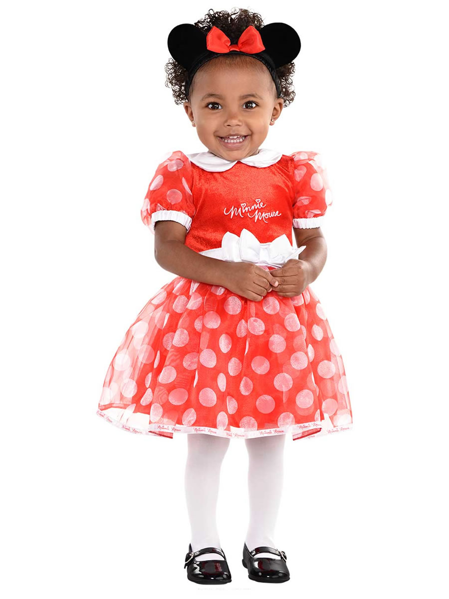 412e6a33bad Baby Disney Minnie Mouse Costume