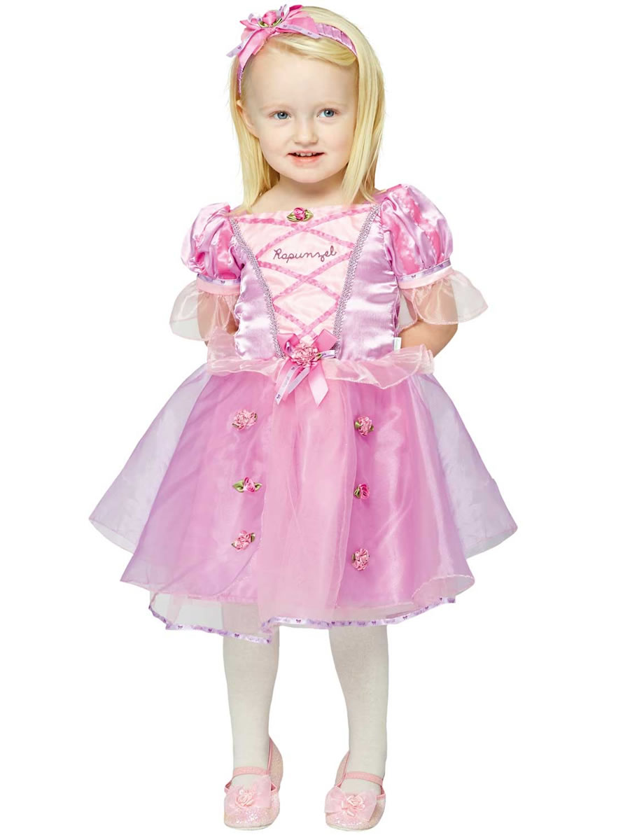 Baby Disney Princess Rapunzel Costume Dcprrap03 Fancy