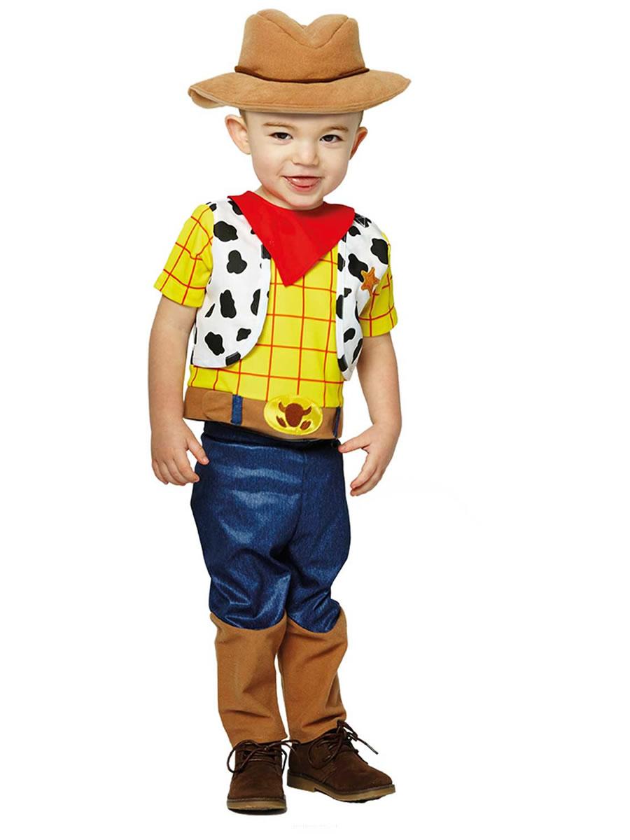 Baby Disney Toy Story Woody Costume - DCWOS03 - Fancy Dress Ball 657e8411fe7