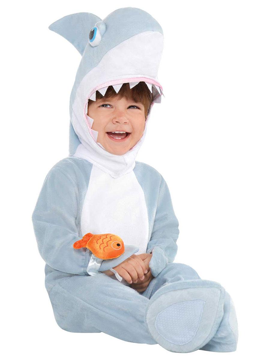 Baby Shark Attack Costume 9902088 Fancy Dress Ball