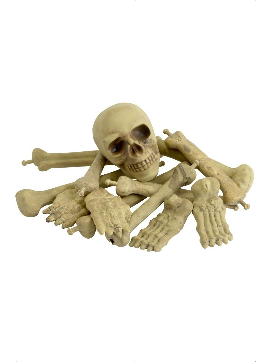 Bag of bones halloween decoration 36920 fancy dress ball for Bag of bones halloween decoration