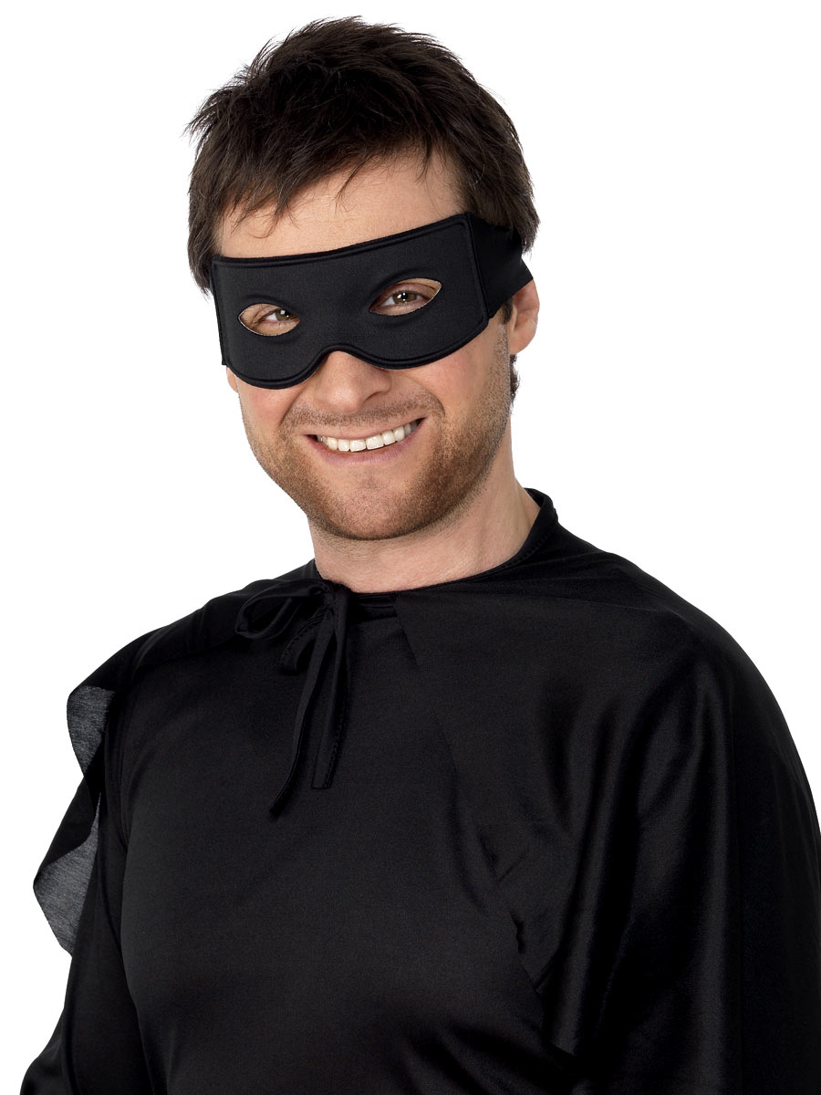 Bandit Eye Mask Bandit Eye Mask And Tie Scarf