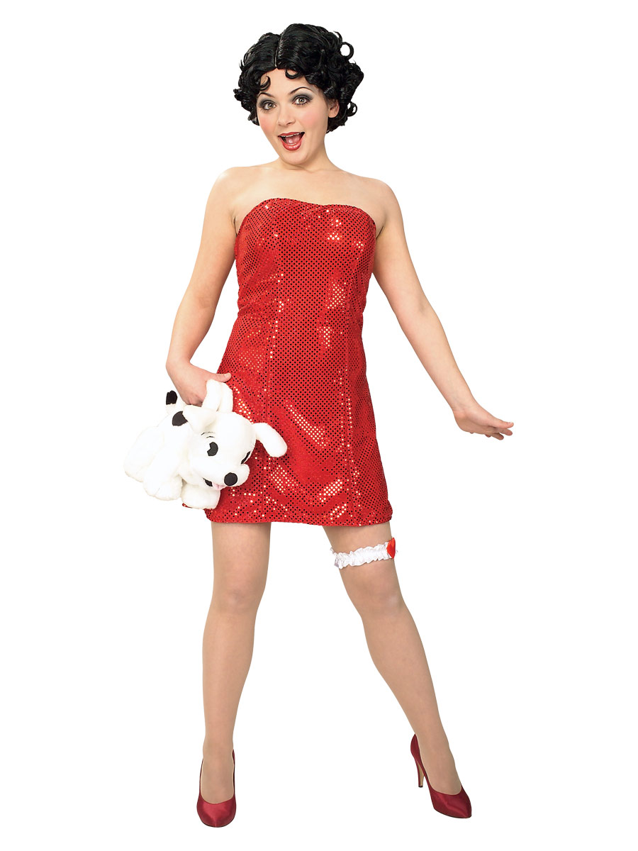 sexy betty boop costume - photo #2