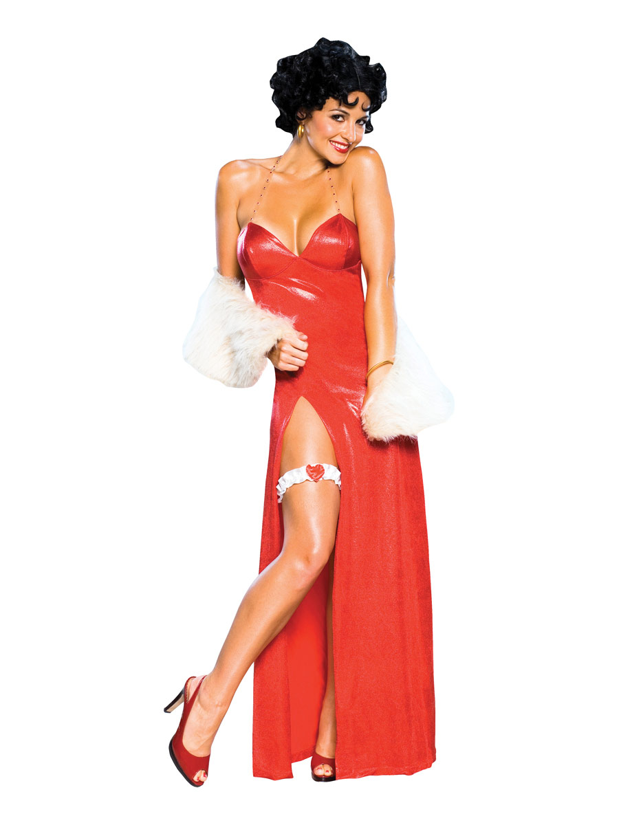 sexy betty boop costume - photo #14
