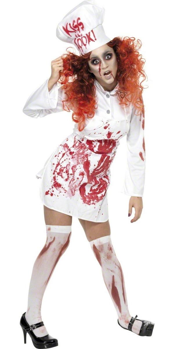 e28a0512830f0 Adult Bloody Chef Costume - 35864 - Fancy Dress Ball