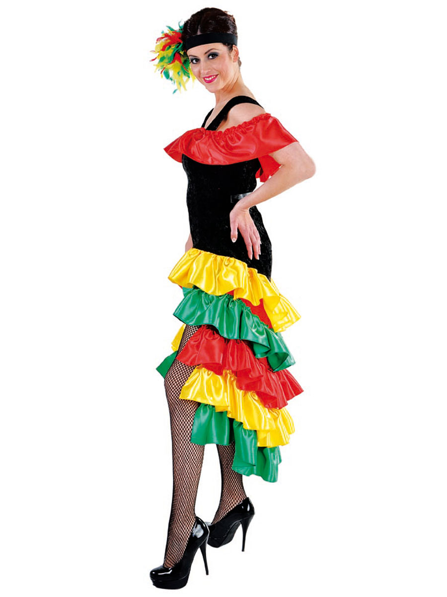 Бразилия костюм своими руками