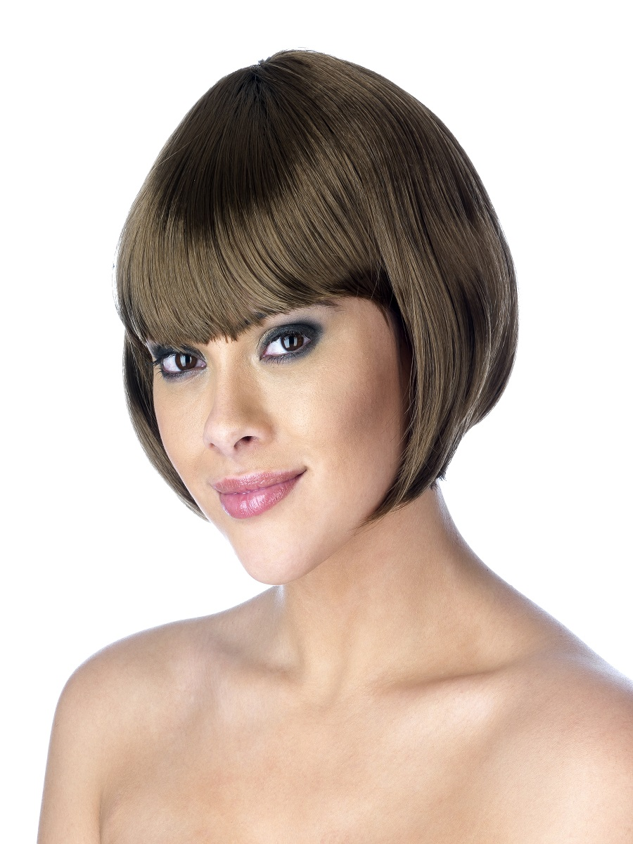 To recieve an automatic email once we have 'Brown Bob Wig' back in ...