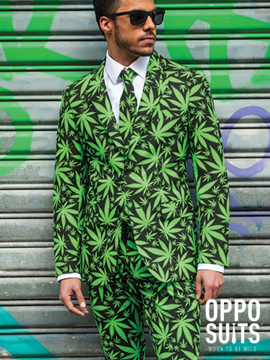 Mens Christmas Suit