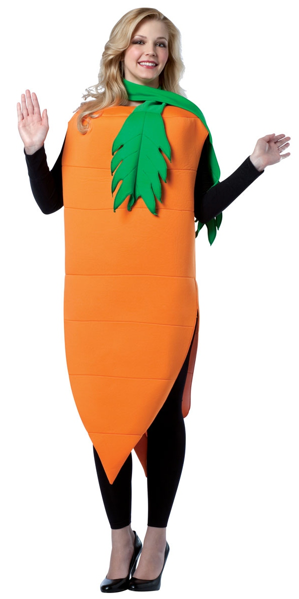 carrot costumes for adults uk