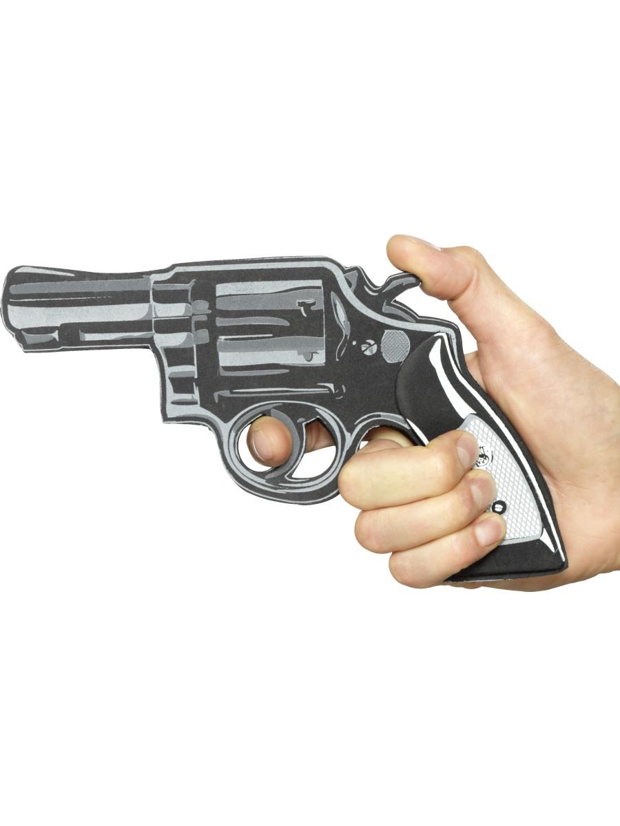 Cartoon Pistol Gun - 46978