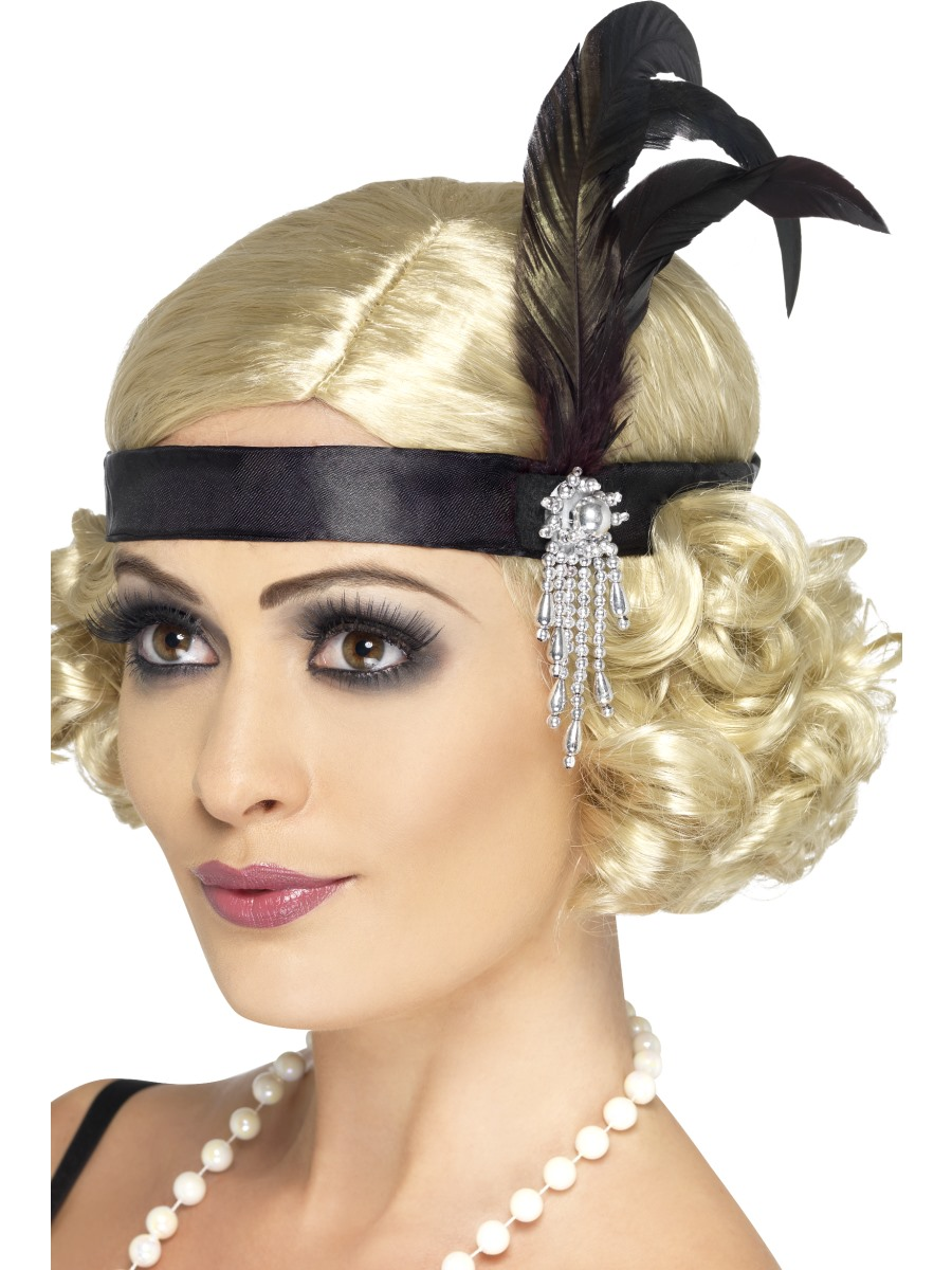 Flapper hair pieces
