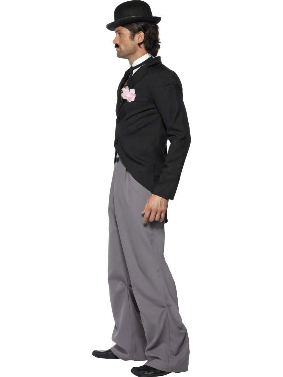 adult charlie chaplin 1920 39 s star costume 33830 fancy. Black Bedroom Furniture Sets. Home Design Ideas