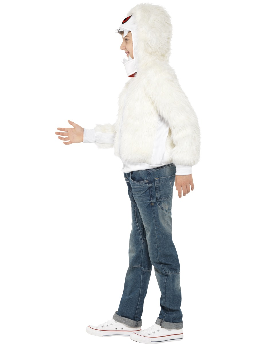 Child Abominable Snowman Costume 25579 Fancy Dress Ball