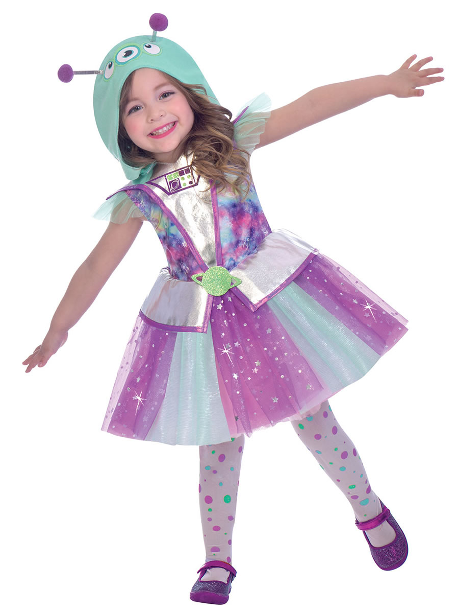 9b3326d68dfc Alien Costume Youth & Space Martian Galaxy Sc 1 St Creative Costumes ...