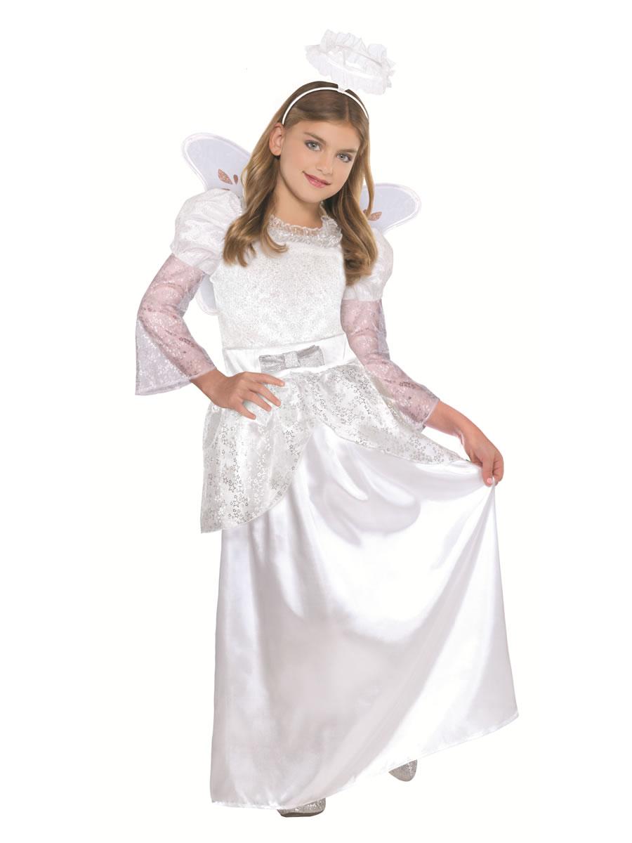 Child Angel Costume 997544 Fancy Dress Ball