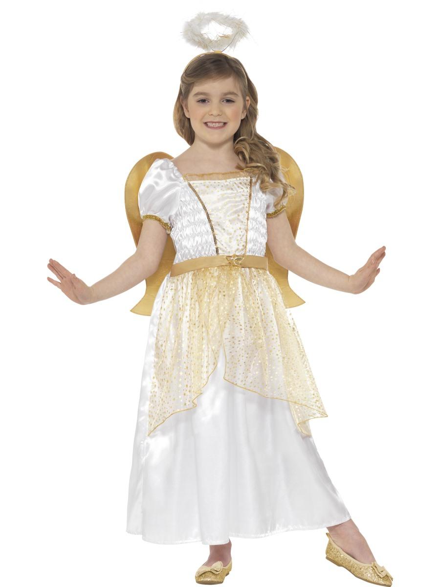 Child Angel Princess Costume 21811 Fancy Dress Ball