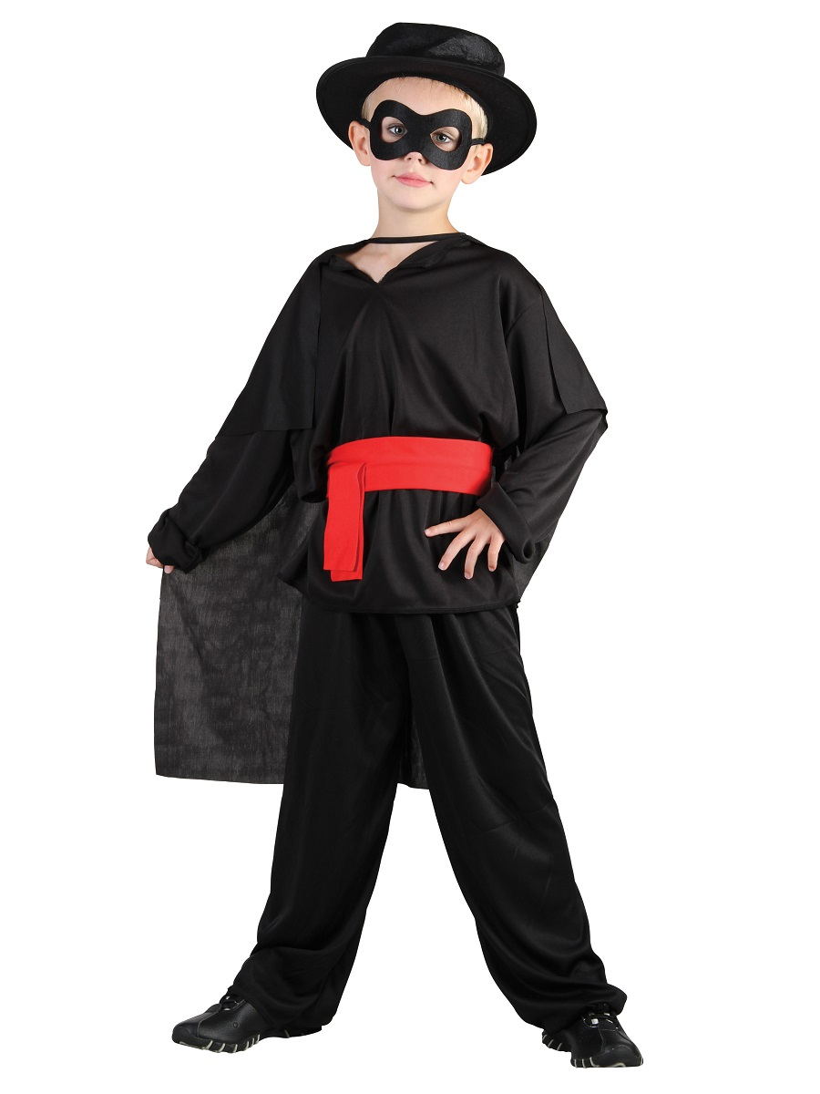 child bandit costume - cc348 - fancy dress ball
