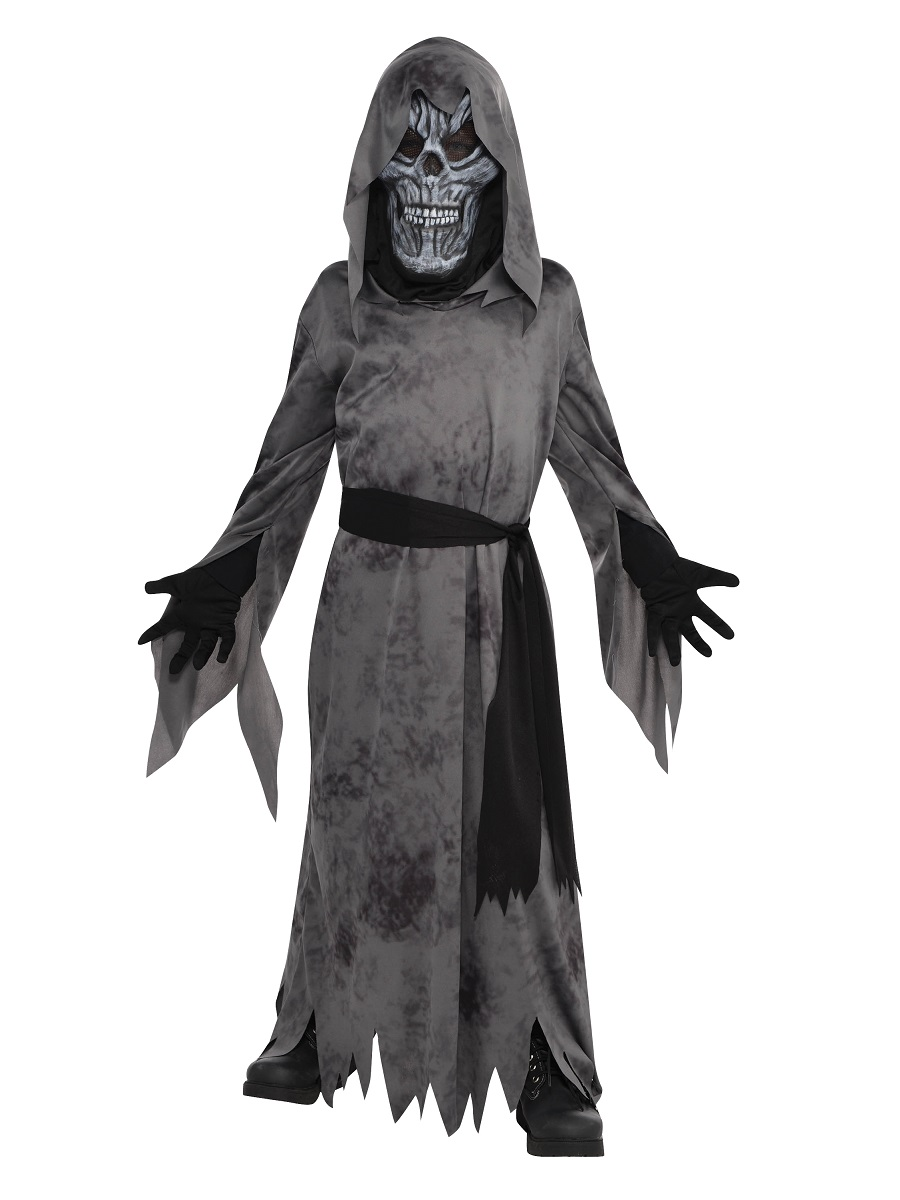 Child Black Ghastly Ghoul Costume 845694 55 Fancy