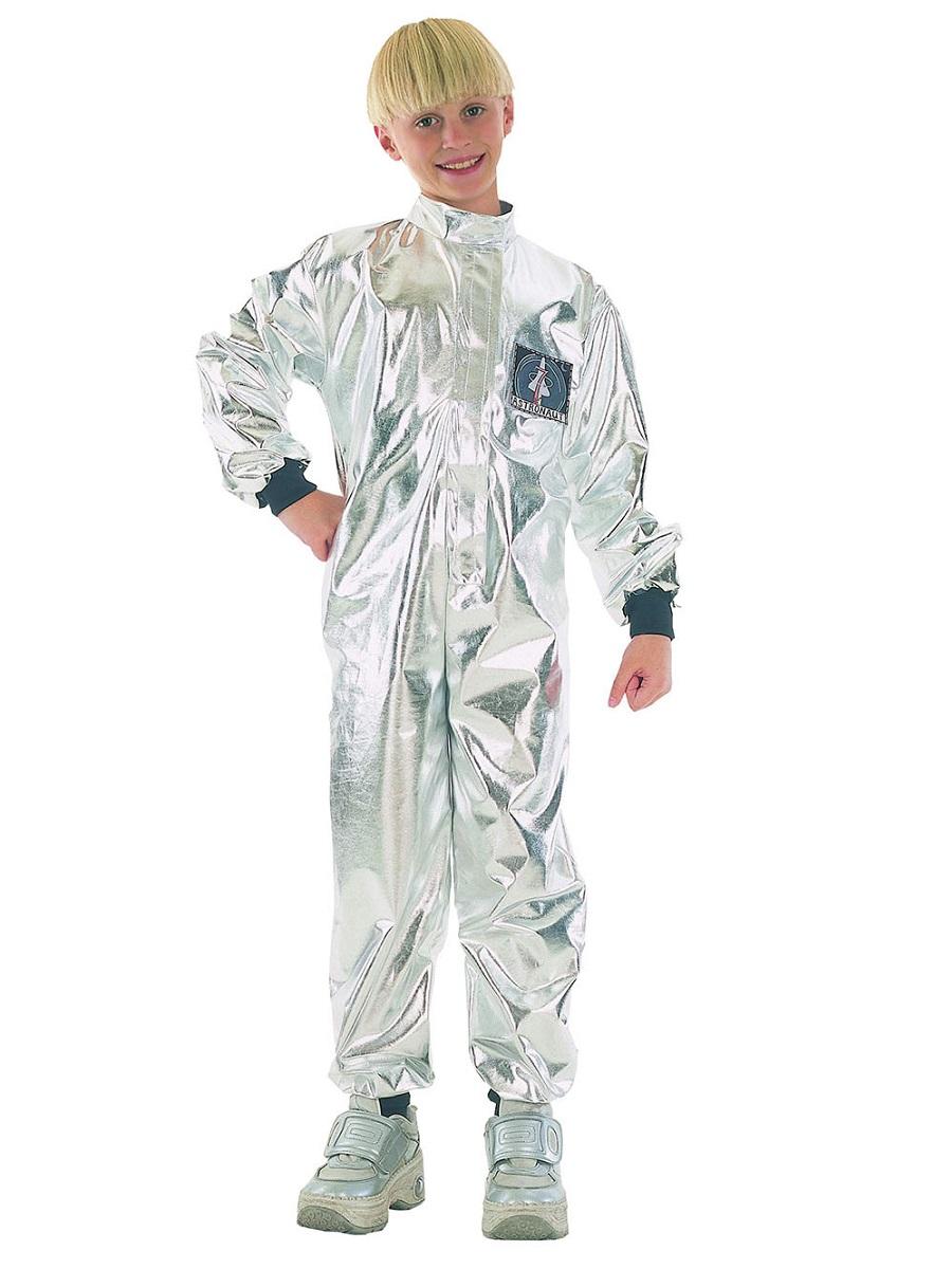 Child Budget Astronaut Costume Cc480 Fancy Dress Ball