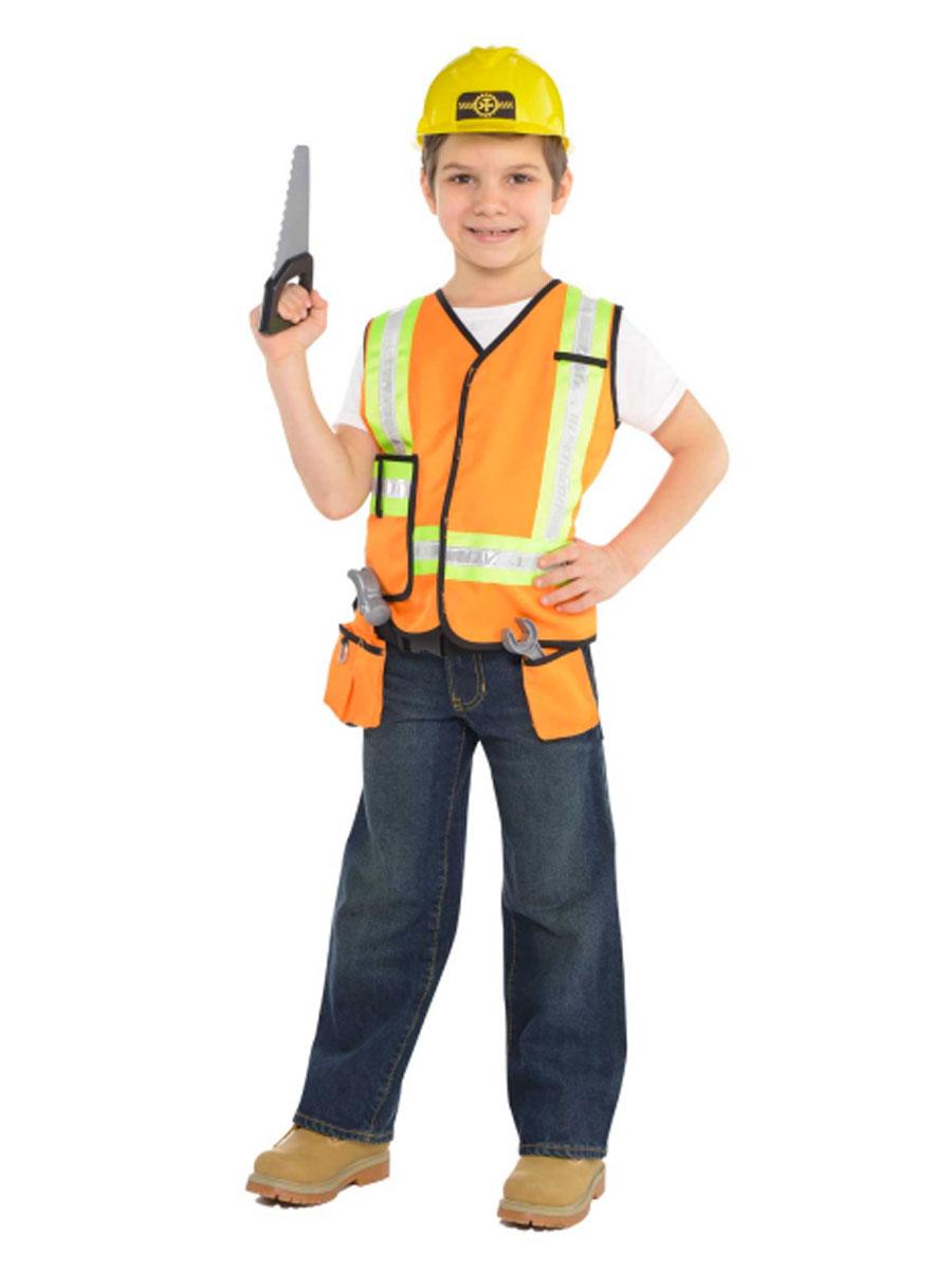 Builder Halloween Costume