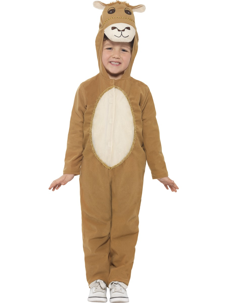 Child Camel Costume 21825 Fancy Dress Ball
