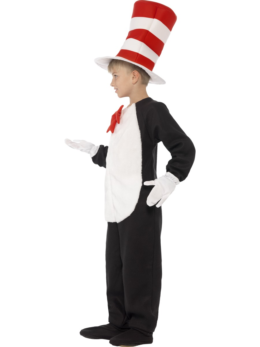 Child Cat in the Hat Costume - 27538 - Fancy Dress Ball