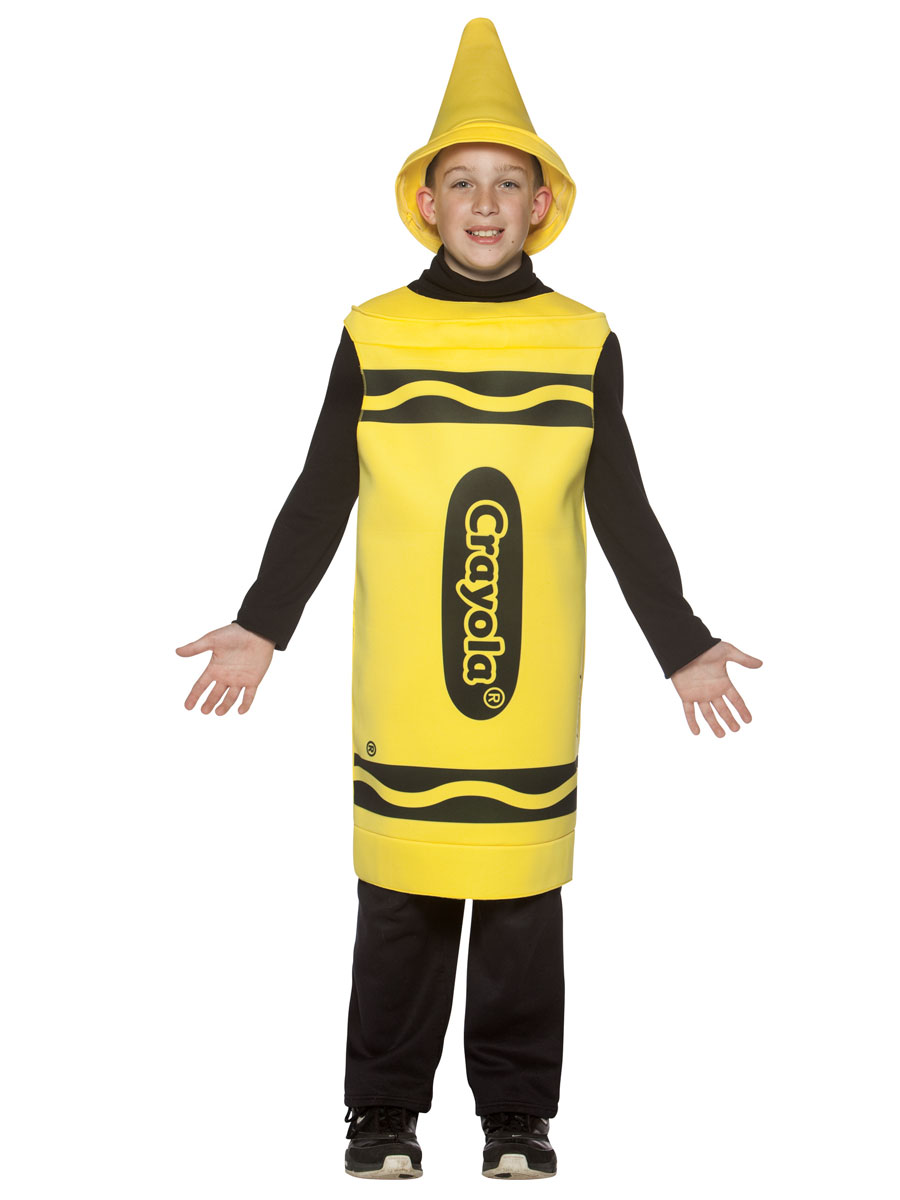 Crayola Costume