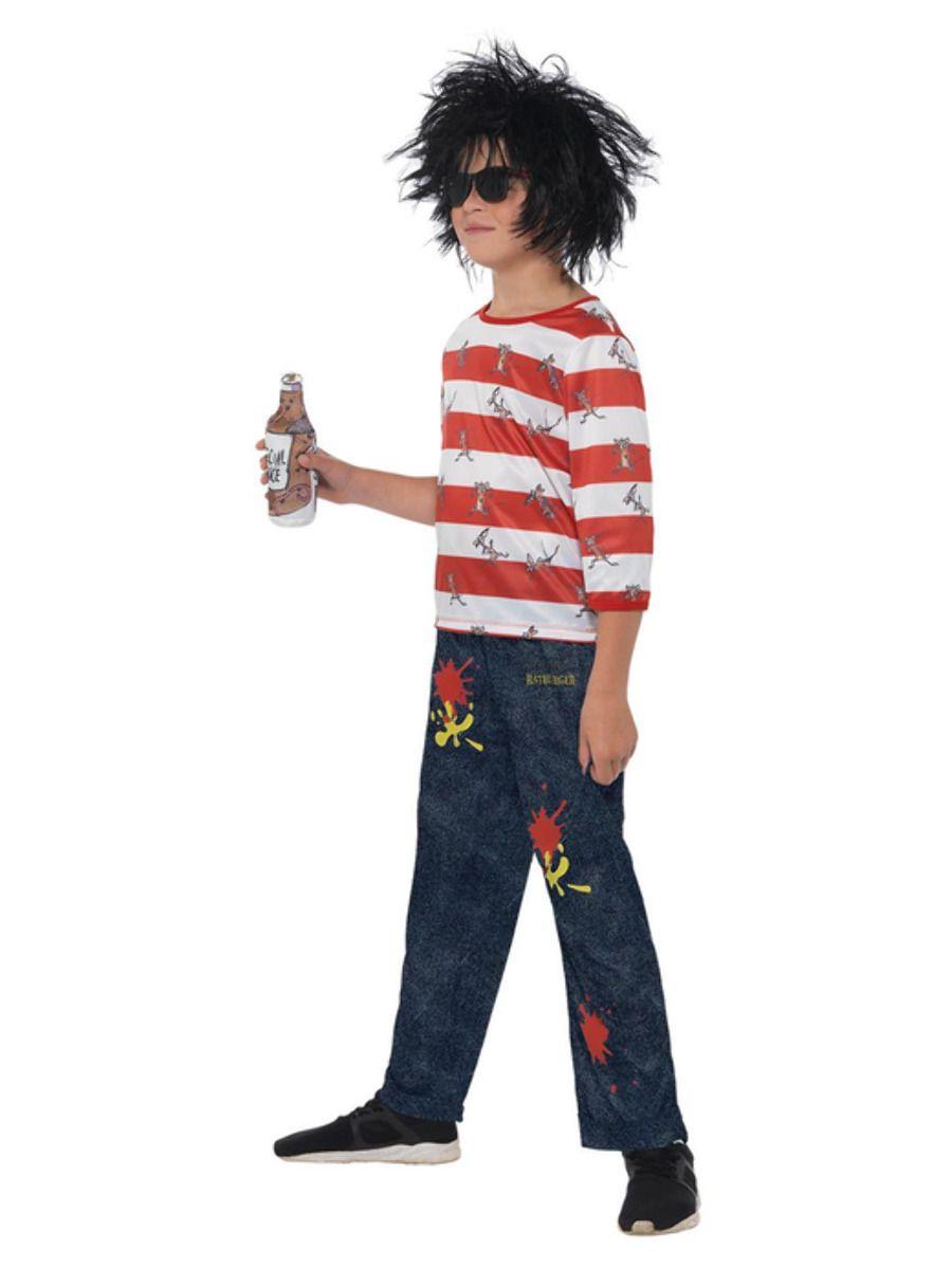 Child David Walliams Deluxe Ratburger Costume 40205