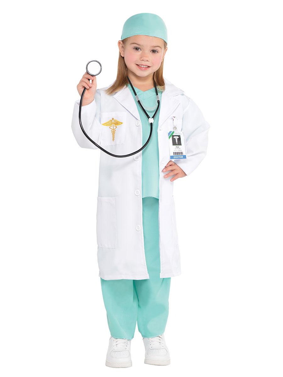 Child Doctor Costume 999659 Fancy Dress Ball