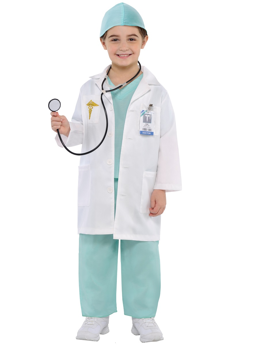Child Doctor Costume - 999659 - Fancy Dress Ball