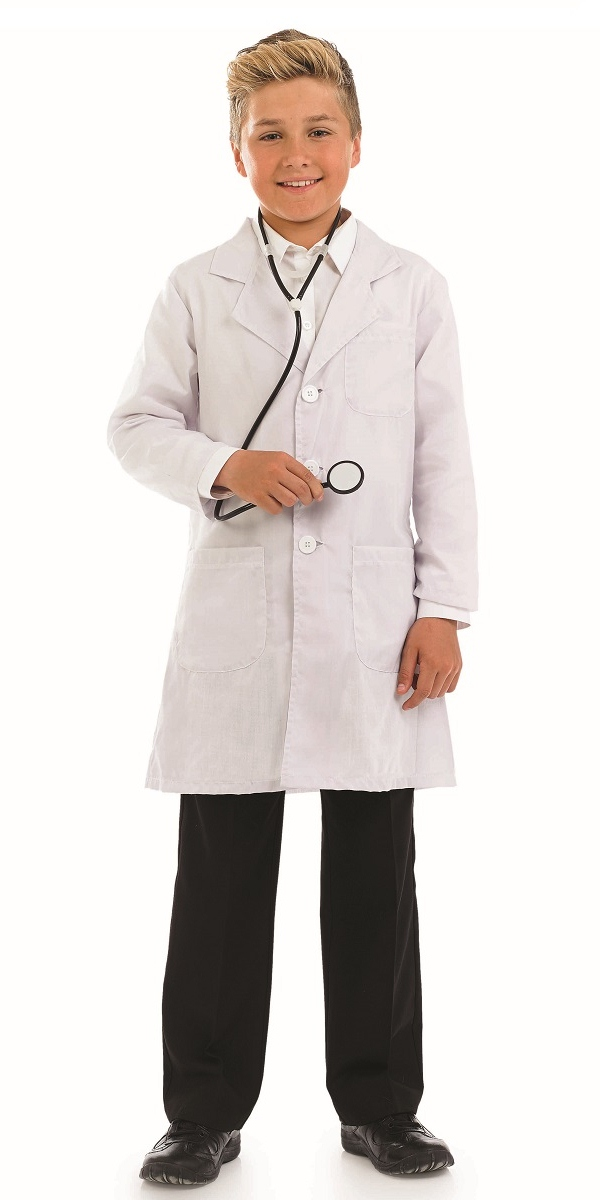 Child Doctor Costume · VIEW FULL IMAGE  sc 1 st  Fancy Dress Ball & Child Doctor Costume - FS3588 - Fancy Dress Ball