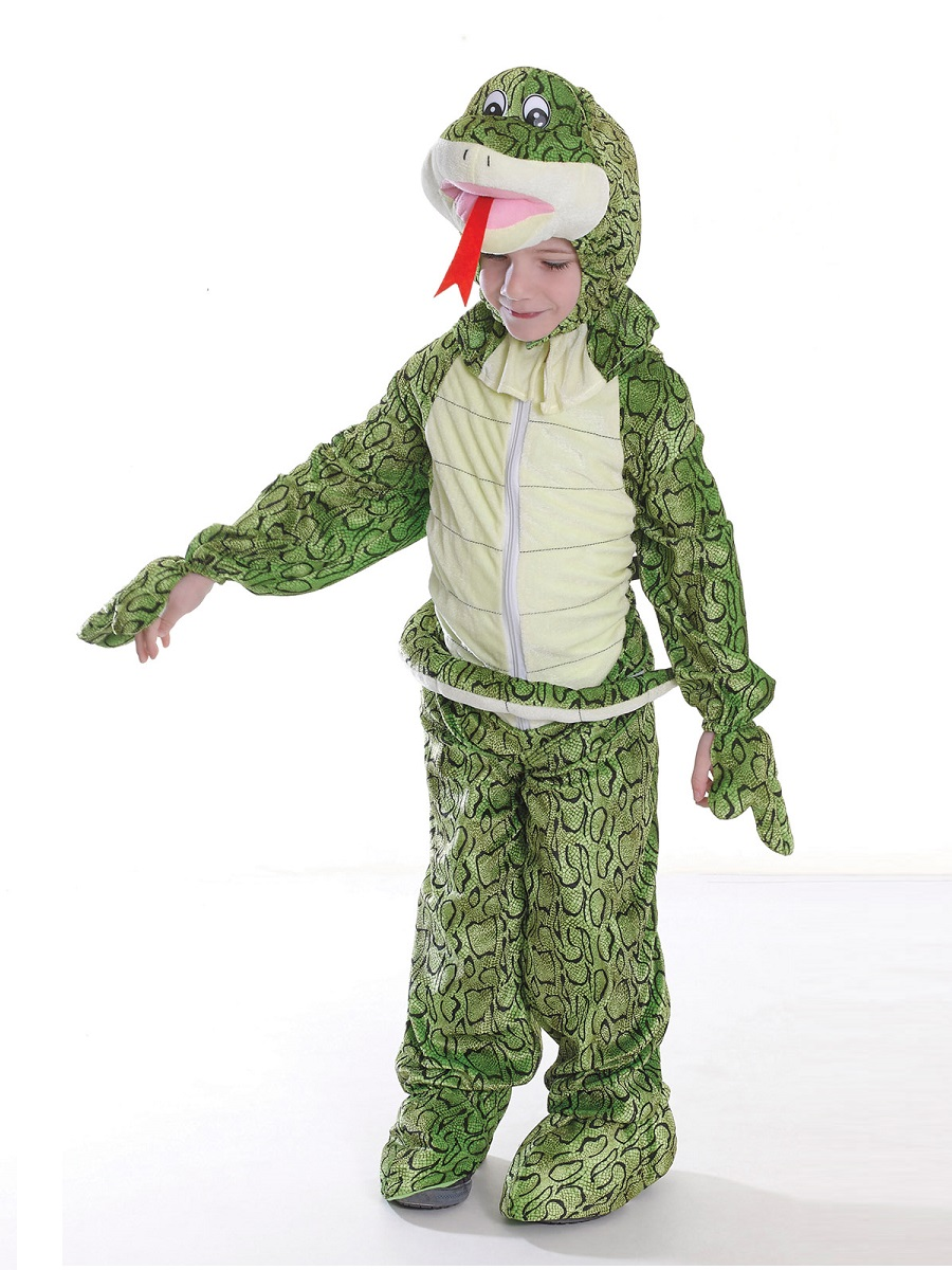 Child Snake Costume  sc 1 st  Fancy Dress Ball & Child Snake Costume - CC080 - Fancy Dress Ball