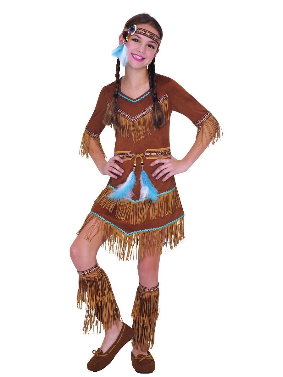 Child Dream Catcher Indian Costume 997653 Fancy Dress Ball
