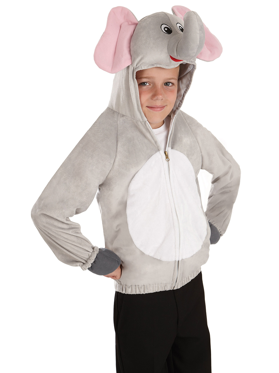 Child Elephant Costume Fs3884 Fancy Dress Ball