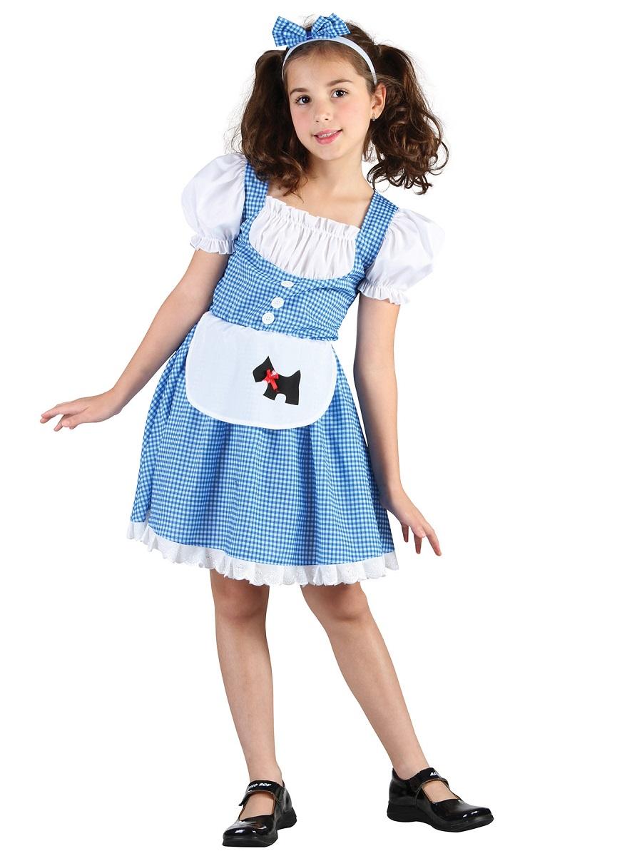 Child Fairytale Dorothy Costume  sc 1 st  Fancy Dress Ball & Child Fairytale Dorothy Costume - CC936 - Fancy Dress Ball