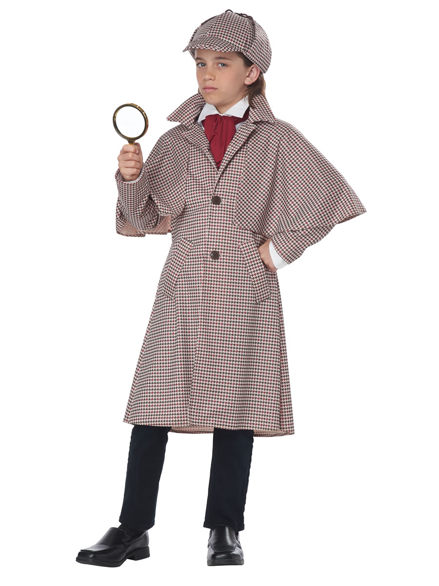 child famous detective costume  00539  fancy dress ball