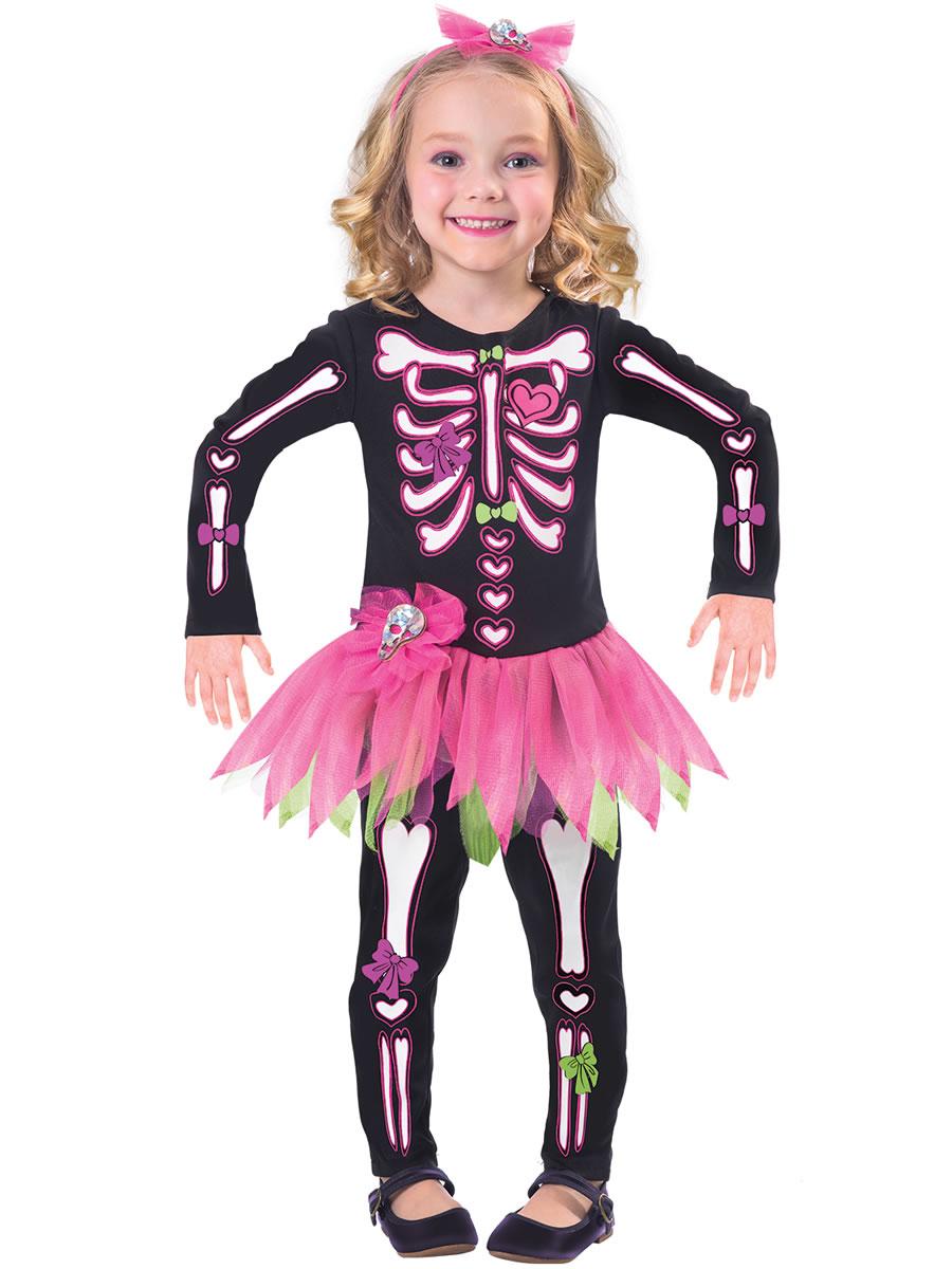 9f2629b1881b Child Fancy Bones Skeleton Costume - 9903398 - Fancy Dress Ball