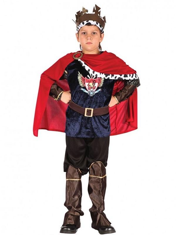 1b20ab3b1568 Child Fantasy Medieval King Costume - CC297 - Fancy Dress Ball