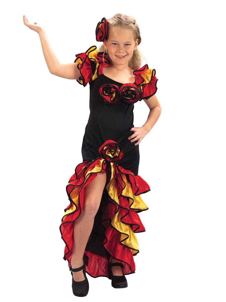 1c2362980169 Child Rumba Girl Costume - CC623 - Fancy Dress Ball