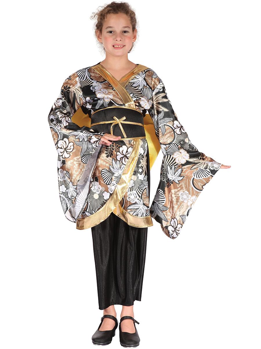 Child Geisha Girl Costume Cc574 Fancy Dress Ball
