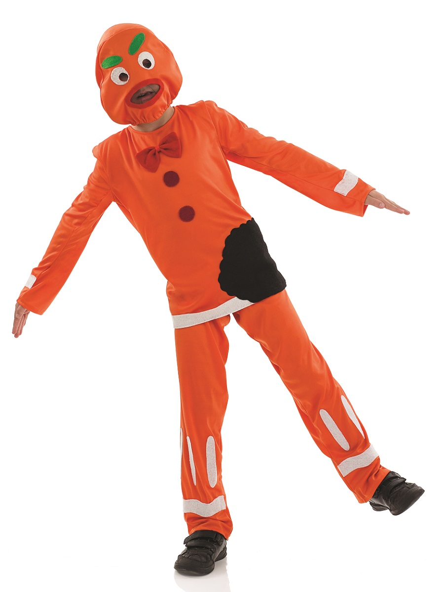Image result for halloween gingerbread man costume