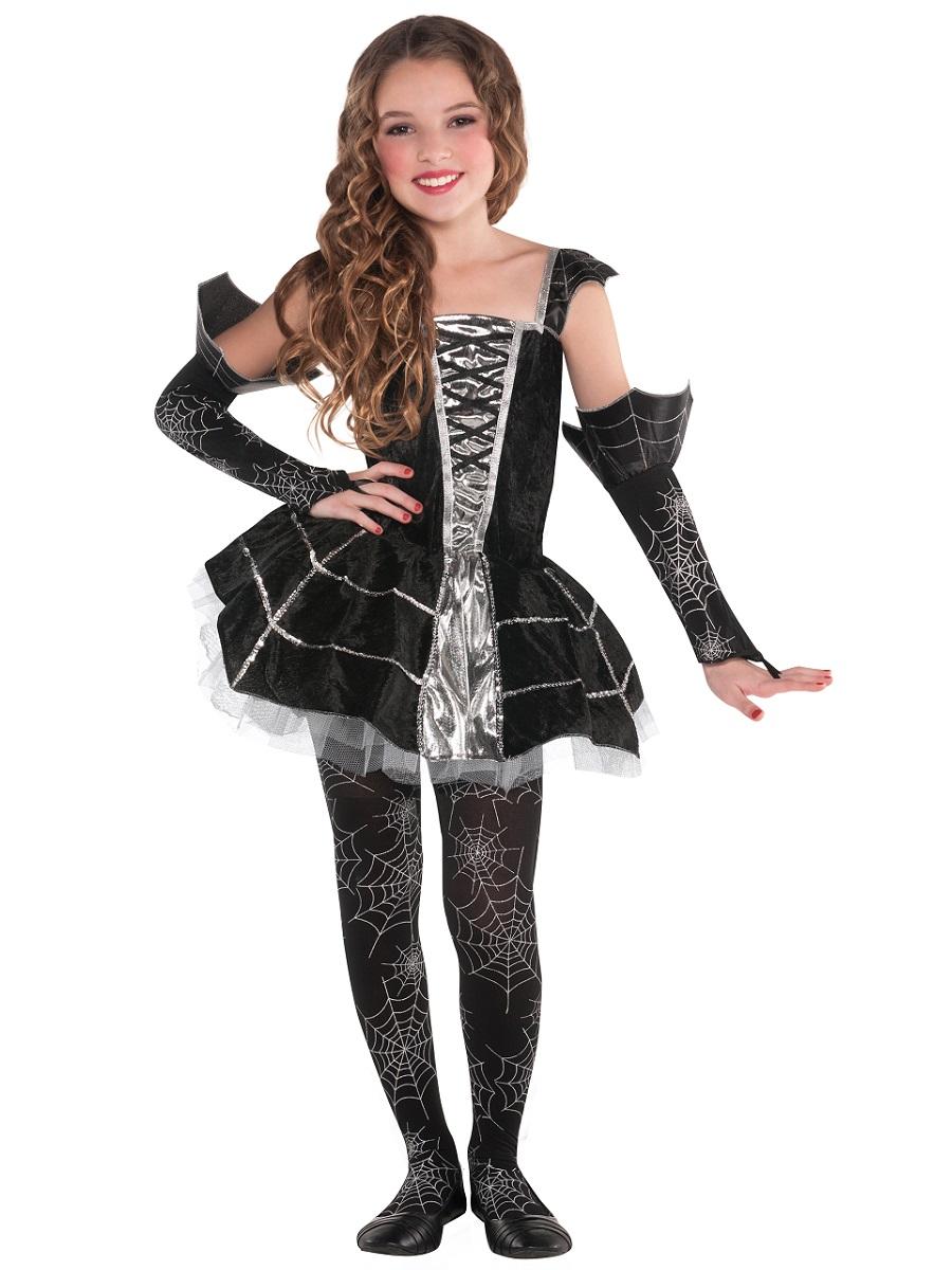Decorating Ideas > Child Girls Midnight Mischief Costume  997487  Fancy  ~ 185751_Halloween Costume Door Old Ladies