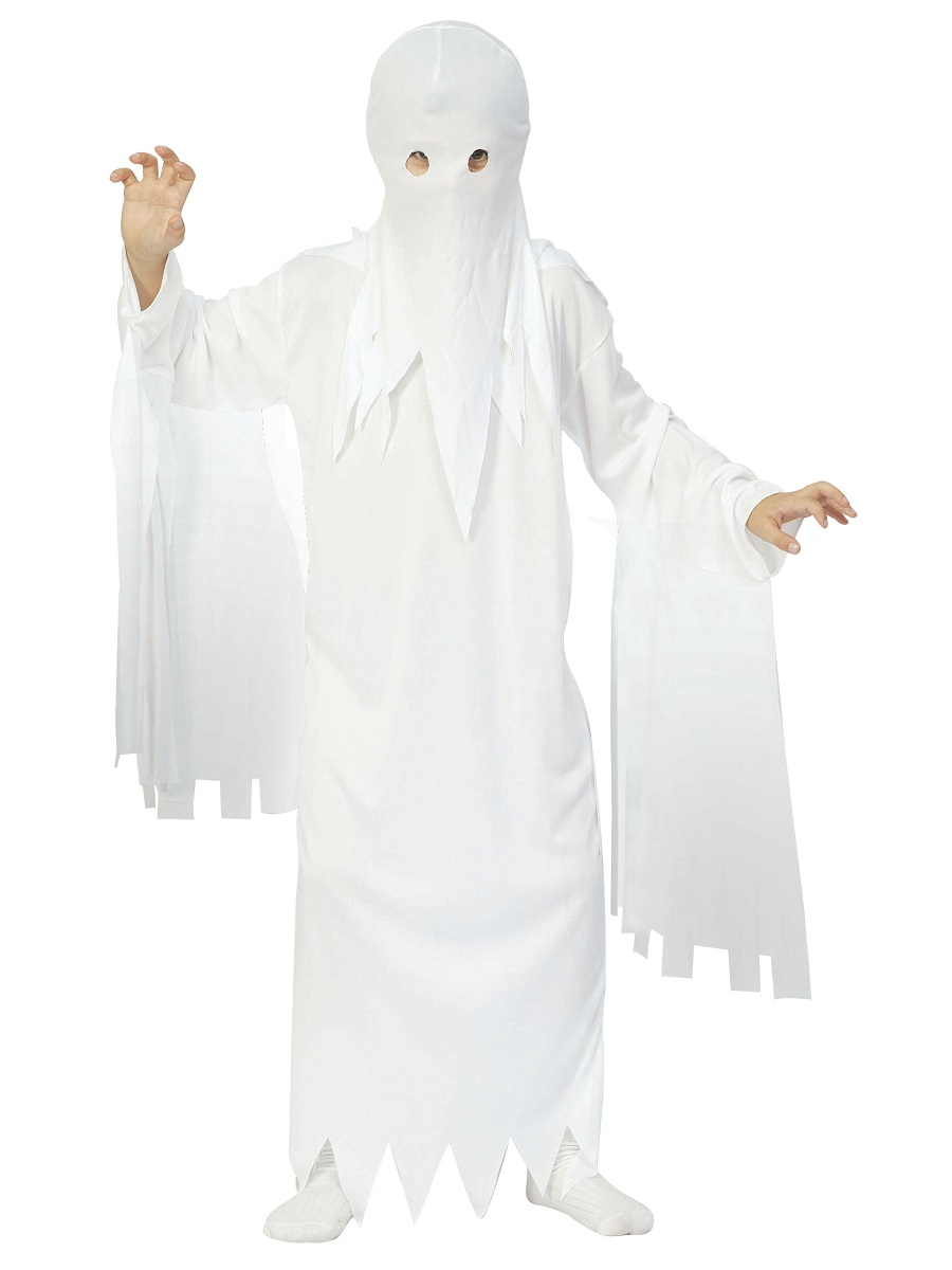 Child Ghost Costume Cc567 Fancy Dress Ball