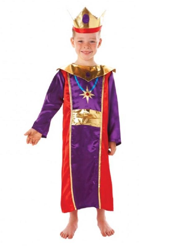 Child King Costume 995043 Fancy Dress Ball
