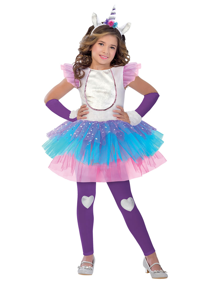 Child Magical Unicorn Costume 9903535 Fancy Dress Ball