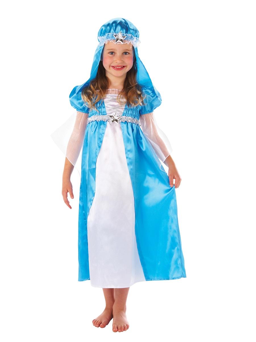 Child Mary Costume 995041 Fancy Dress Ball